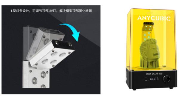 光固化机后处理一键简化,纵维立方新神器即将上市