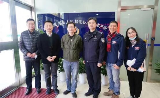 李铎新年慰问上海前线警卫
