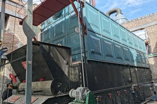 中正锅炉环保为先 SZL系列蒸汽锅炉实现马铃薯产业废水全效利用