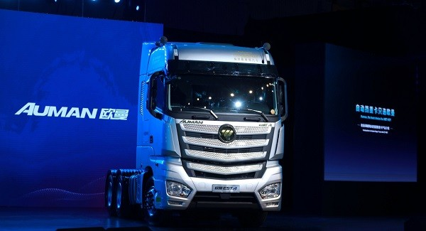 """欧曼自动重型卡车迎来第五万辆下线!比很多材料提前""""变质""""了"""