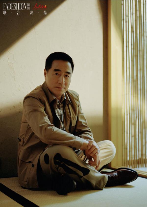 """杨立新杨乐父子的大片质感表现了生活的""""戏""""味"""