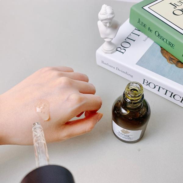 干燥头皮养护的方法,我选美体小铺生姜头皮护理精华