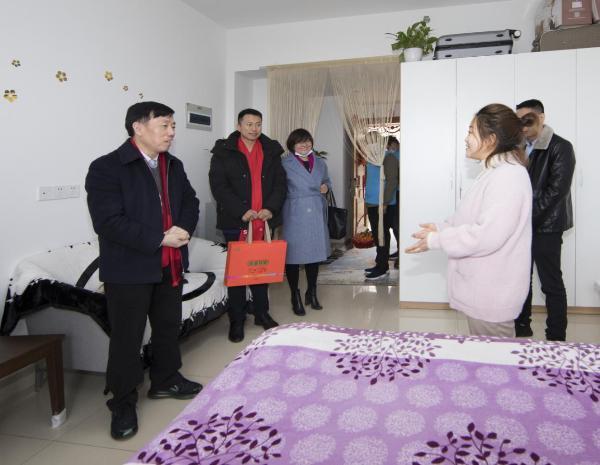 """圣奥家具15项关爱措施让留""""浙""""员工暖心过年"""