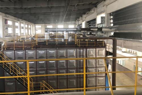 中正锅炉在天津供暖市场又赢得一笔订单 并成功与芮城热电签订煤制燃料项目合同