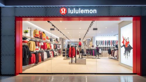 lululemon北京三里屯店更新并重新开业