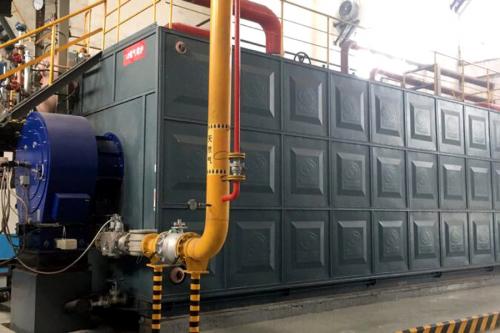中正环保锅炉高标准打造江西样板 推进大气污染治理工作的开展