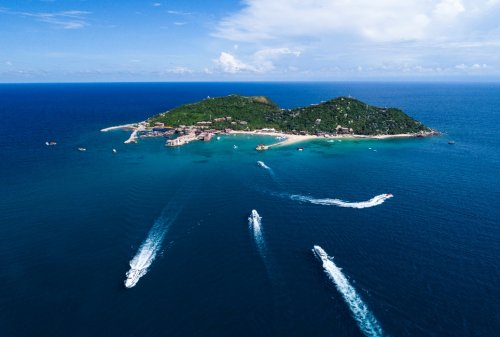 一嗨租车首家发布自驾游目的地实时榜单 海南最火