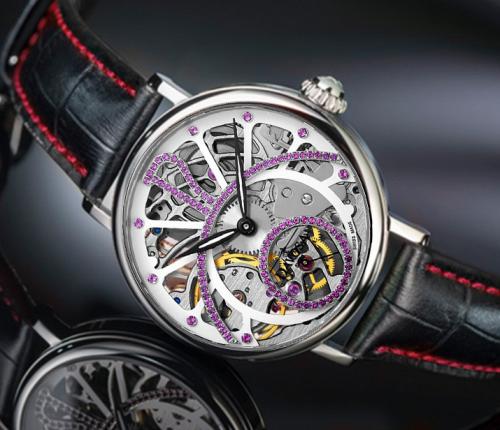 """瑞士迪沃斯 做""""你能拥有的奢华""""的机械腕表"""