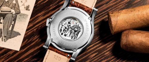 续写拉美风,库尔沃承载瑞士魂铸造传奇腕表