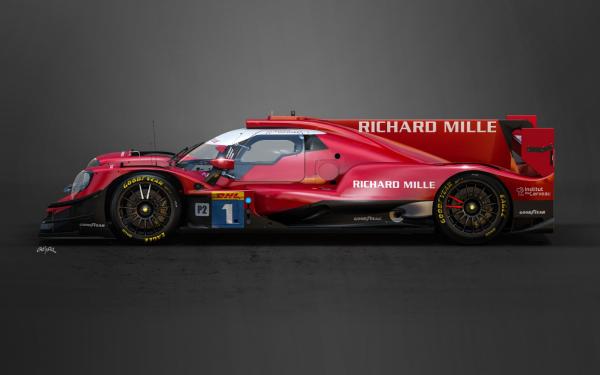 RICHARD MILLE车队冀望2021年更创佳绩