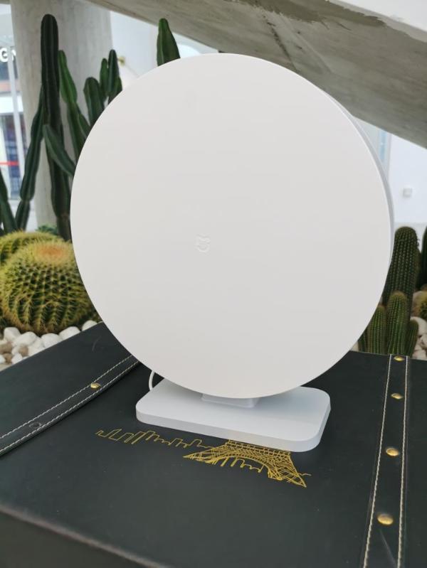 马宝孕期好东西分享:米家台式空气净化器