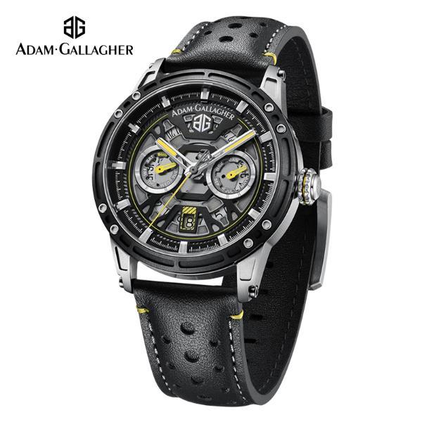 亚当加拉格尔正式授权深圳吉恩木格钟表工业有限公司为中国总代理