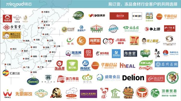 数字供应链转型,生鲜食材企业实现全渠道业务在线化