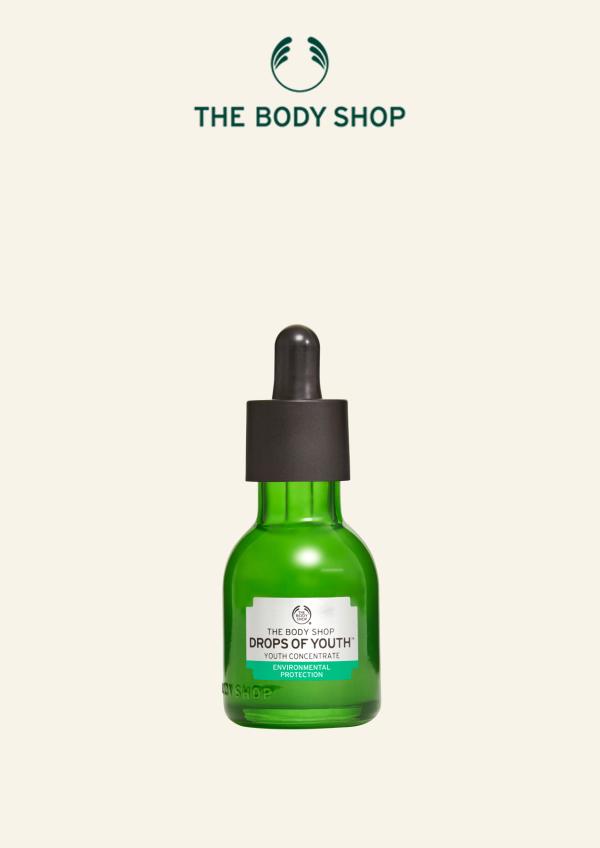 The Body Shop美体小铺植物精萃系列,助力肌肤焕发青春光彩