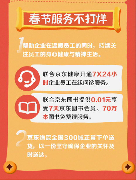"""这份诚意满满的企业春节福利 让企业""""原年人""""的春节更有年味!"""