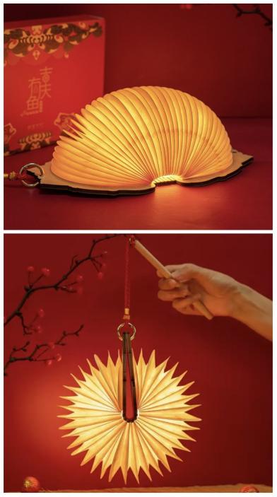 喜迎元宵佳节 投影、卡通、纸雕等创意花灯销售火爆