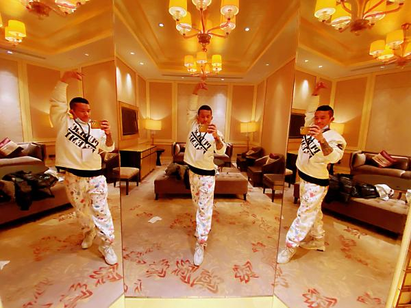 """有态度的音乐舞者裴晓骏Alex为亚洲小姐舞台带来""""梦想"""""""