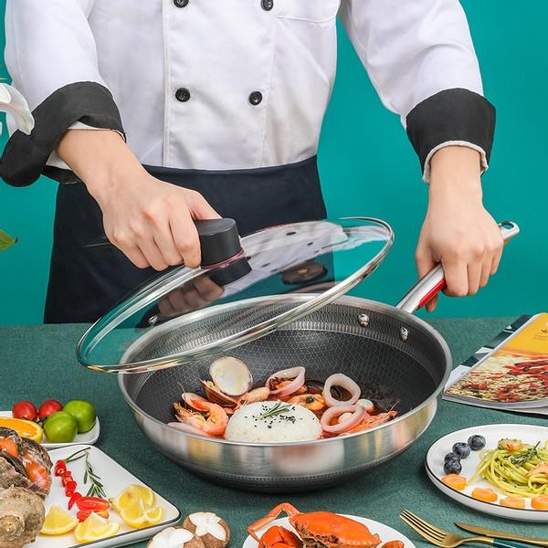 Combach蜂窝锅销量爆款 一键开启健康愉悦的厨房体验