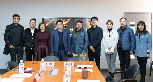 微豆与上海电影艺术职业学院达成战略合作,探索企业人才深度融合!