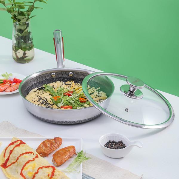 蜂窝技术奠定质量基础 康巴赫专注于高质量的厨房用具