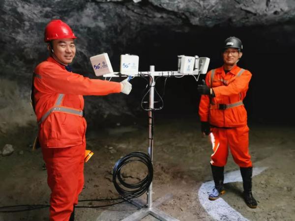 当5G网延伸向地下380米——浙江移动专家谈如何建成浙江首个井下5G专网