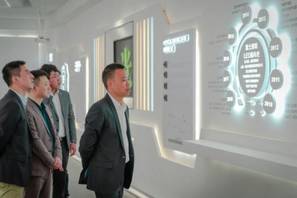 强强联合,优势互补,雷士照明与洲明科技达成战略合作!