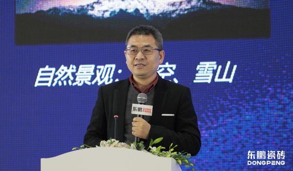 东鹏闪耀上海建博会 家装升级驱动行业转型升级