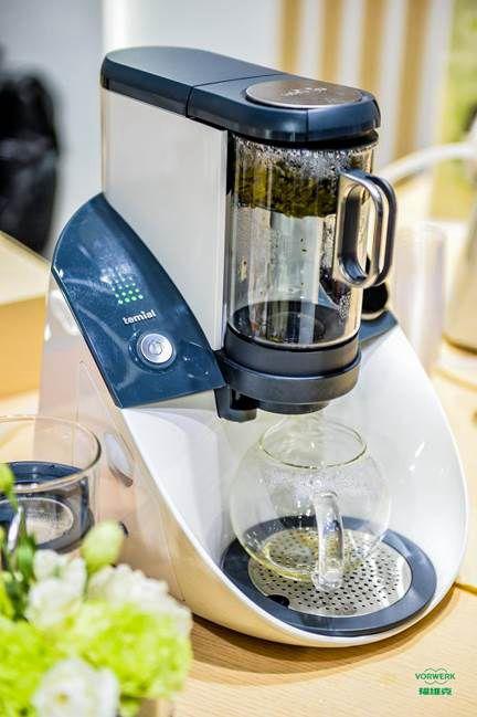 福维克知淳茶艺机智能突破 一键升级开启饮茶新体验