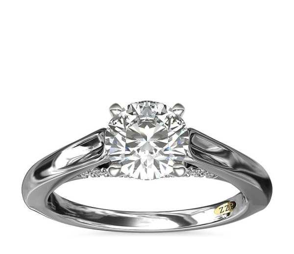 千万爱侣挚爱之选,Blue Nile铸就更高珠宝品质