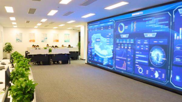 科技赋能全服务场景,新城悦智慧运营中心启幕