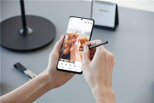 S Pen加持,三星Galaxy S21 Ultra 5G缔造超一线生产力