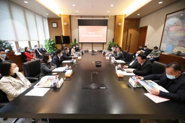 携手共赢 融侨集团与福州城投集团签署战略框架协议