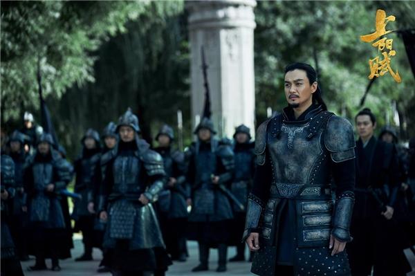 《上阳赋》临近收官高潮迭起 王儇萧綦身陷乱局携手共进