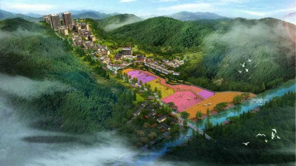 格林凯瑞携手湖北中青文旅打造五星级康养度假村