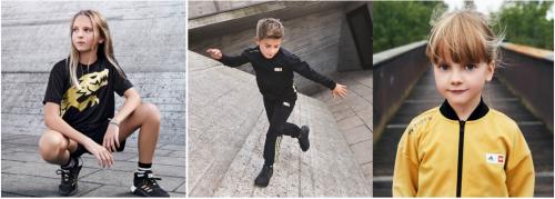 阿迪达斯和乐高集团联合发布乐高®点点世界系列及乐高®幻影忍者系列最新创意联名款