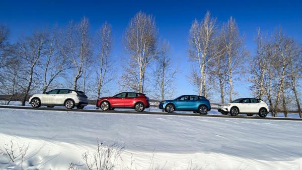 空中汽车冰雪挑战之旅 电力