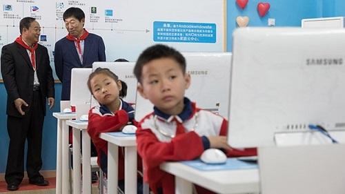 践行教育扶贫 中国三星让贫瘠土地开出希望之花