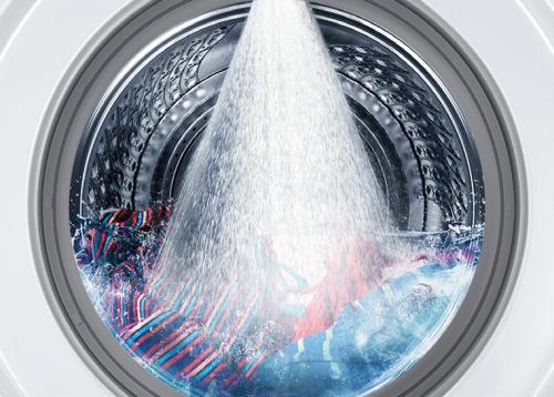"""高效、智能、健康:三星洗衣机助你实现""""洗衣自由"""""""