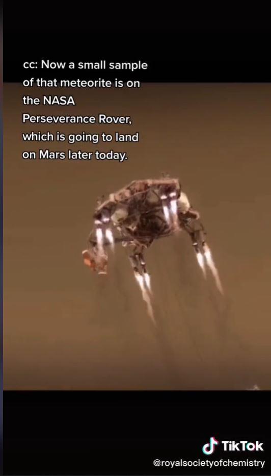 顶级科研机构入驻TikTok 火星直播引发关注