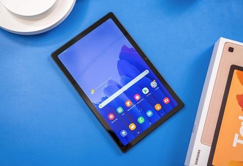 轻装简行 畅享大屏 学生必备三星Galaxy Tab A7