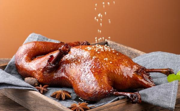 紫燕百味鸡新品上市,藤椒板鸭燃爆你的味蕾!