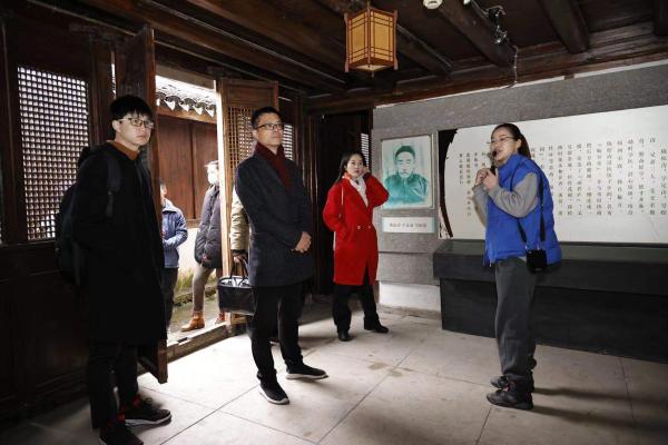 浙江载旗将在宁波走马塘百年医馆打造智慧化研学场馆