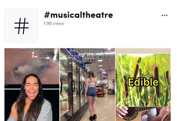 粉丝互动、合拍创作,TikTok为音乐剧创作提供新思路