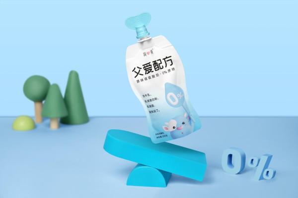宝宝酸奶不会挑?简爱酸奶·父爱配方,0糖0添加,健康还美味