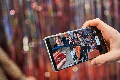 拓展使用场景 三星Galaxy S21 5G系列实打实增强影像体验
