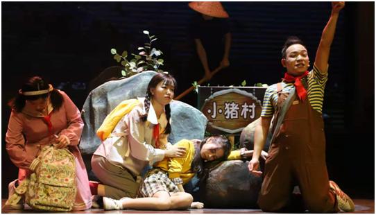 新版《谁动了我的时光》首演动人心弦——这部亲子舞台剧,很多人看哭了!
