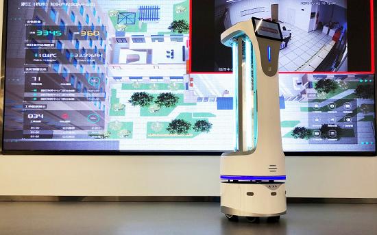 科技卫士:防疫一线的消杀机器人