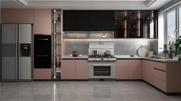 请在厨房感到窒息 集成炉应该这样选择