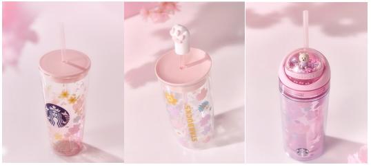 京东迎来星巴克官方旗舰店入驻 春季新品繁花杯系列同步发售