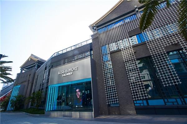 利郎LILANZ 与 LESS IS MORE 超级PLUS旗舰店正式开业